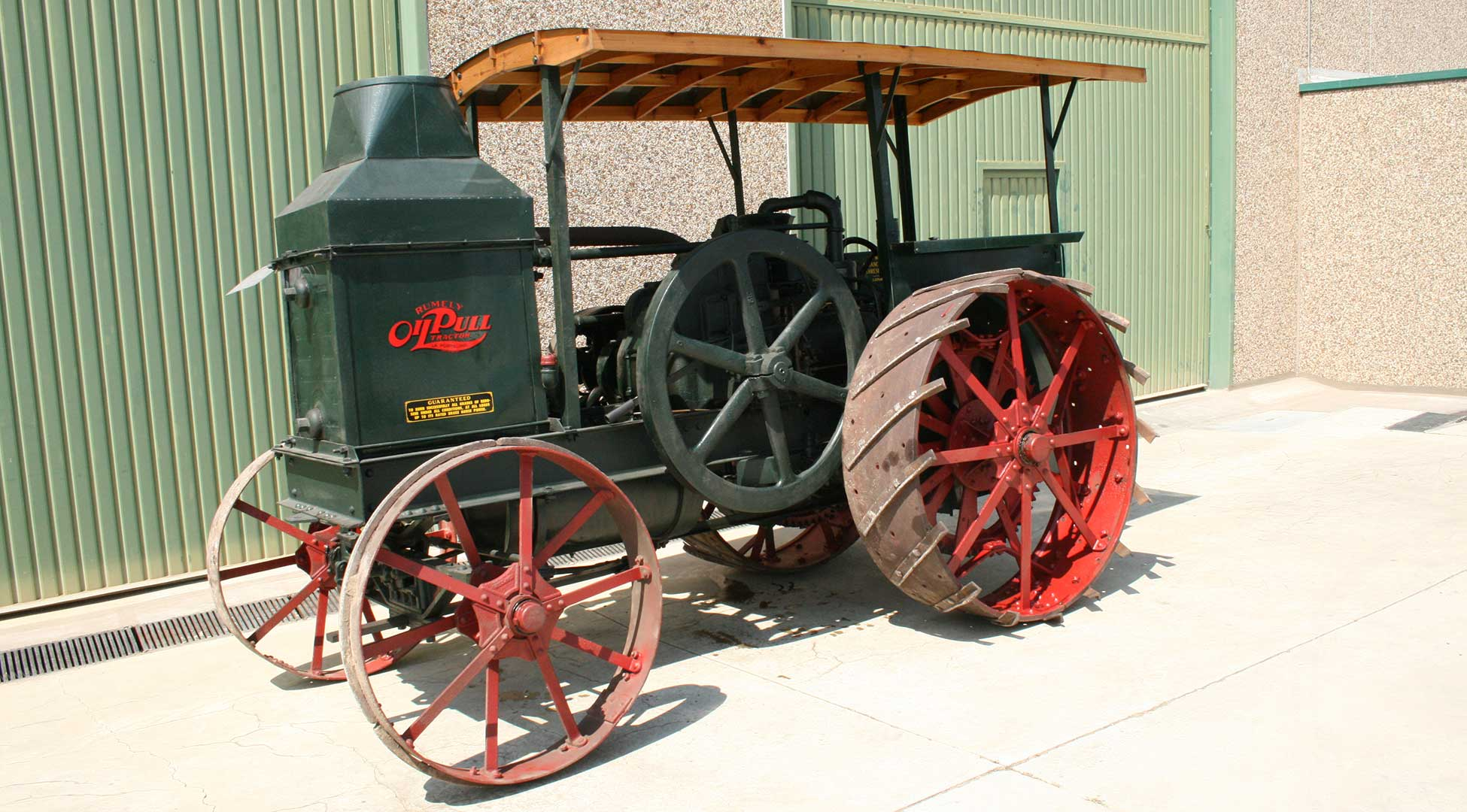 ADVANCE RUMELY Oilpull Pull Know Your Tractor Manual