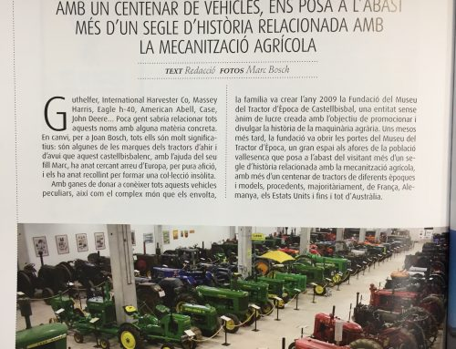 Magazine eix, Cultura Industrial, Tècnica i Científica